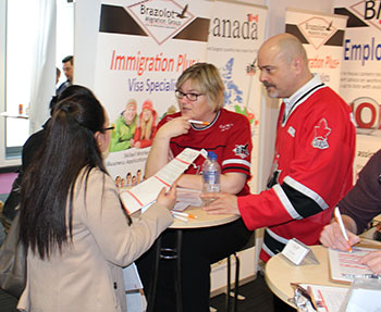 Brazolot Migration Canadian Immigration Expo